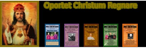 Oportet Christum Regnare