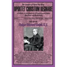 Oportet Christum Regnare - Issue 8 - Winter 2015-16