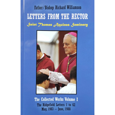 Letters from the Rector, Book 1