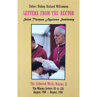 Letters from the Rector, Book 2