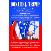 Donald Trump, America's Last Conservative Hope or Ultra-Zionist Psychopath?