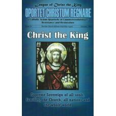 Oportet Christum Regnare - Issue 14 - Summer 2017